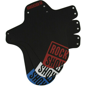 RockShox Mudguard, black/pink/blue